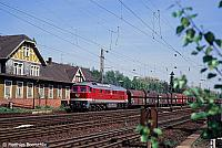 232 288-1 in Bottrop Hbf am 03.05.94.